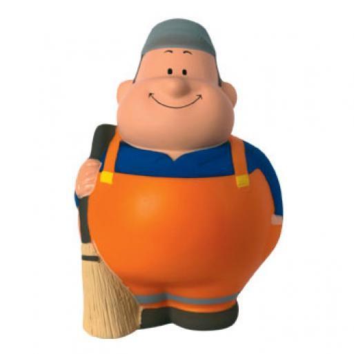 Straßenreiniger Bert