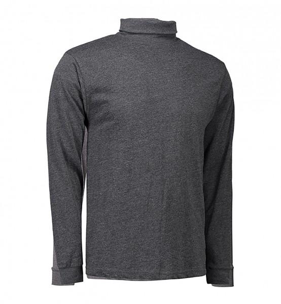 T-TIME Herren T-Shirt | Rollkragen