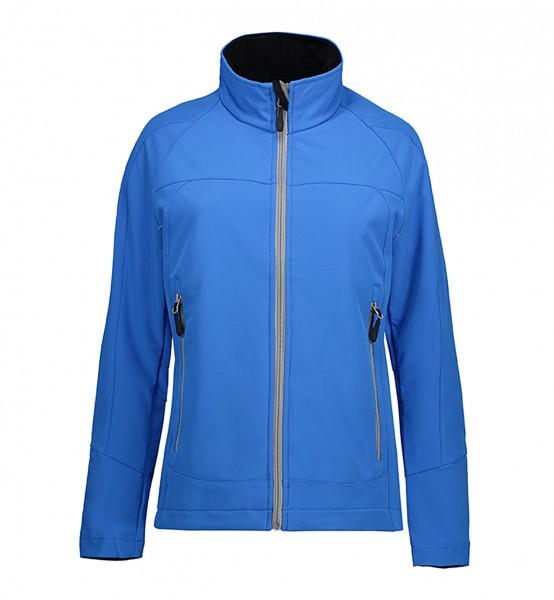 Funktionelle Soft Shell Damenjacke