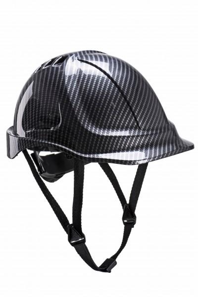 10x Helm mit Carbonfaser Design