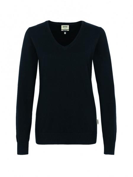 Damen-V-Pullover Merino Wool