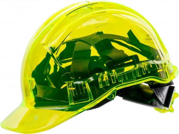 10x Schutzhelm Transparent EN 397