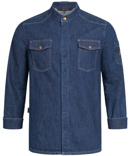 Kochjacke Denim RF