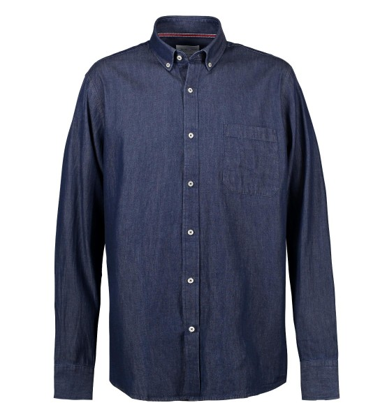 Herren Light Weight Denim - Langärmlig, Modern Fit