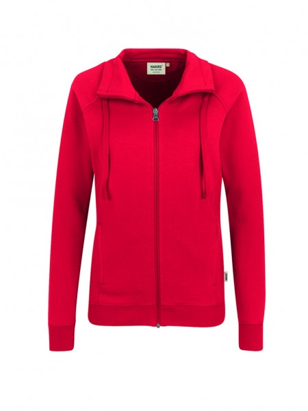 Damen-Sweatjacke College