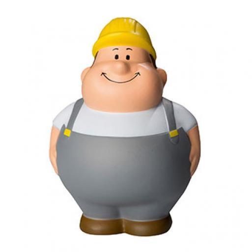 Bauarbeiter Bert