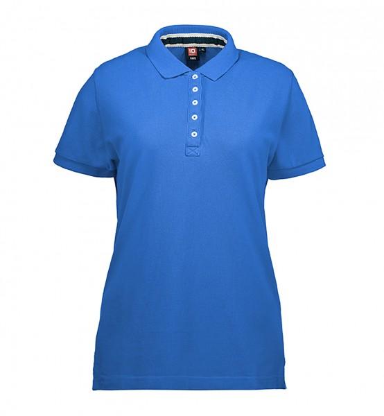 Casual Piqué Damen Poloshirt