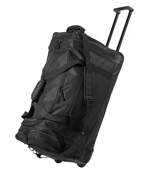 Große Sporttasche mit Trolley