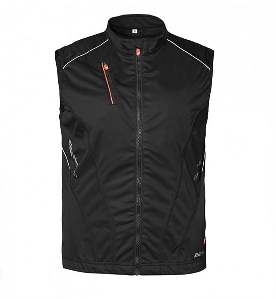 Man Softshell Running Vest