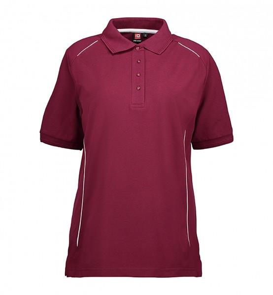 PRO Wear Damen Poloshirt | Paspel