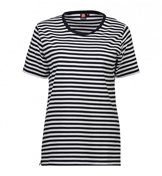 PRO Wear Damen T-Shirt | gestreift